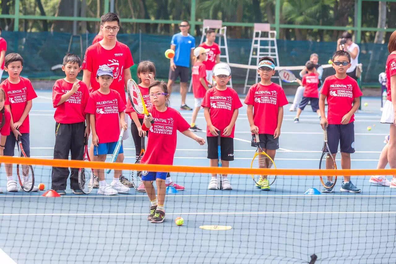 保誠網球訓練推廣計劃