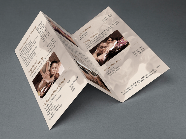 Leaflet Design