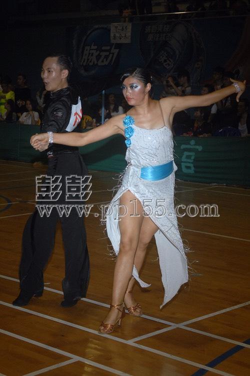 拉丁舞職業組比賽