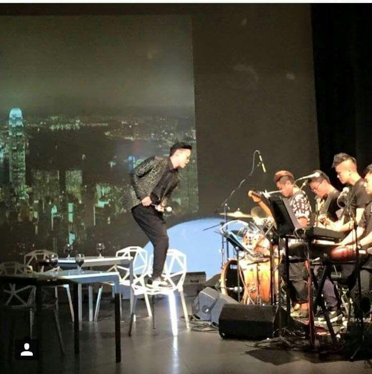 香港組曲2015 舞台劇演出