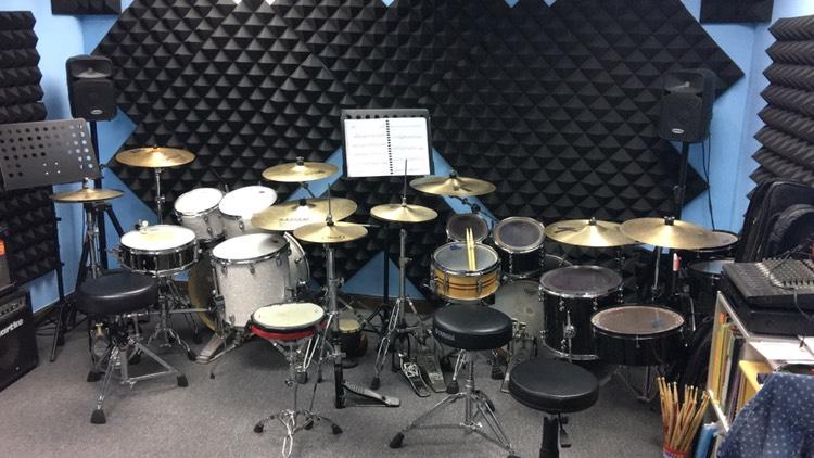專業爵士鼓及音樂器材
