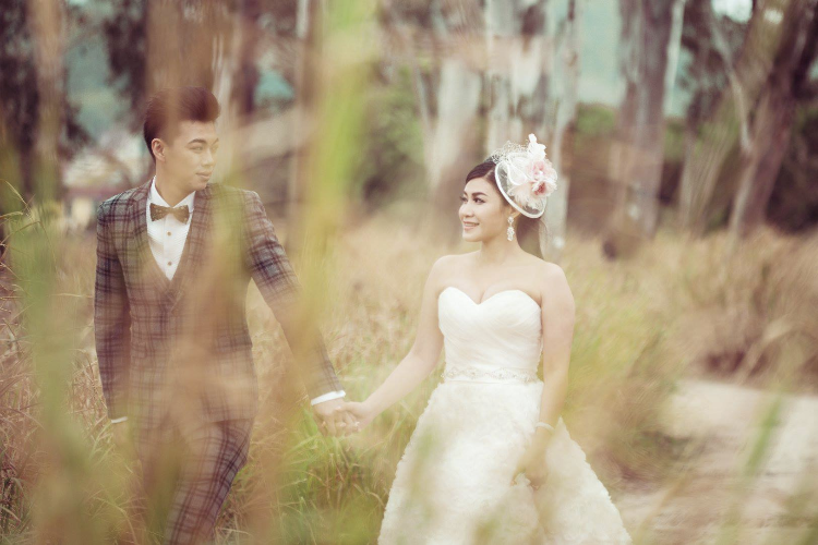 Pre- wedding : natural style