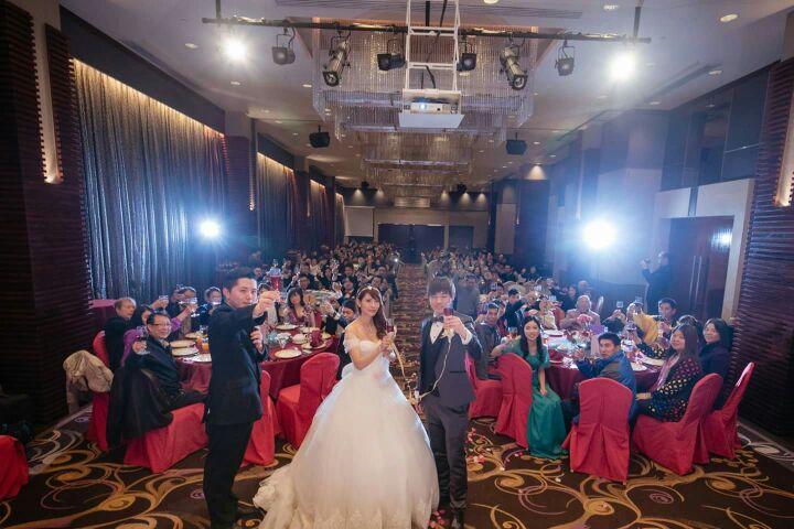 Noriko & Adrian Wedding @ Cityview Hotel