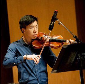 小提琴/鋼琴導師 浸會大學音樂文學士(榮譽) 學位 演奏文憑 ATCL (小提琴/鋼琴)