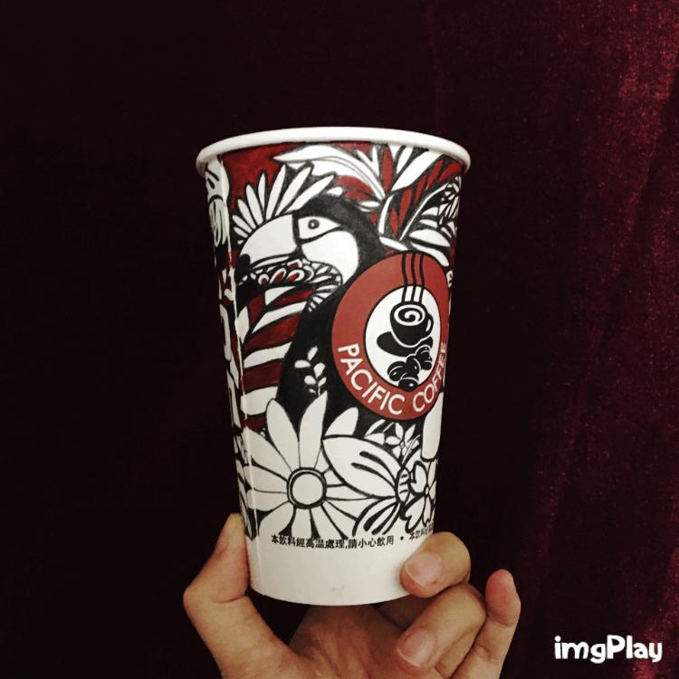 Pacific Coffee紙杯創作入選作品