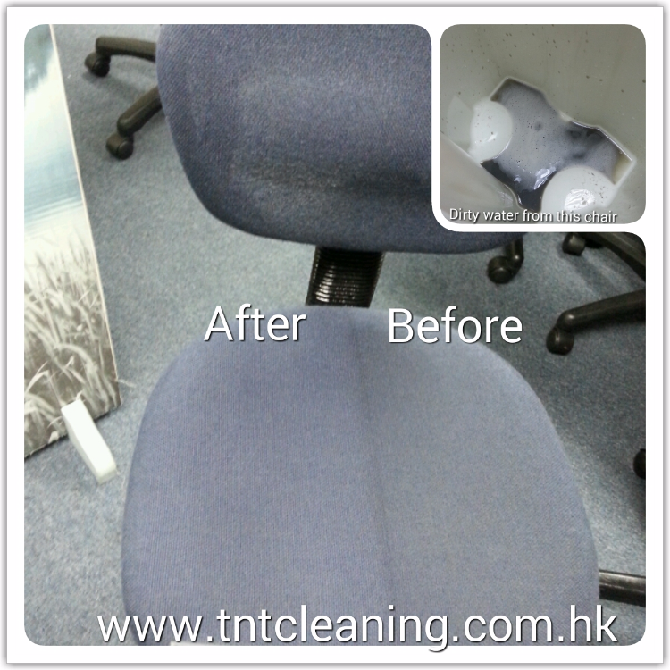 Office Chair Deep Cleaning