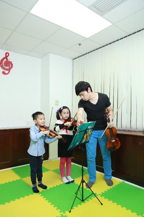 小提琴/中提琴/大提琴課程