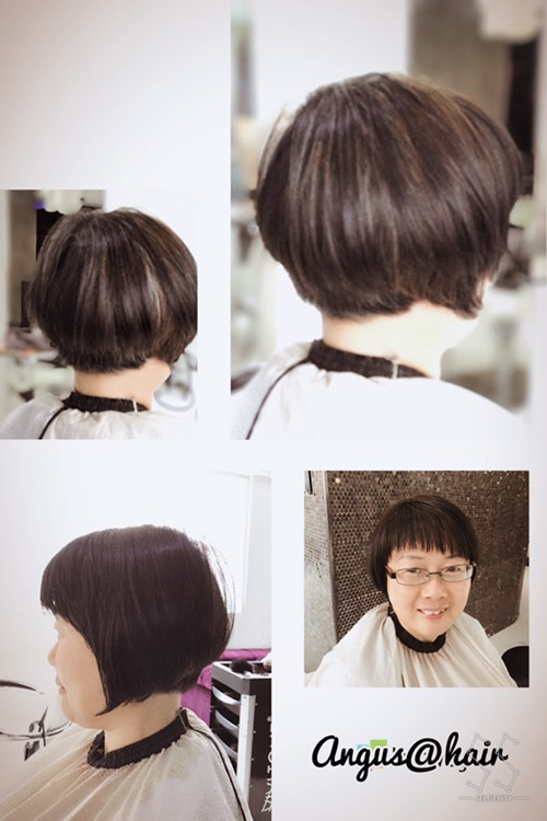 Bob短髮剪髮造型
