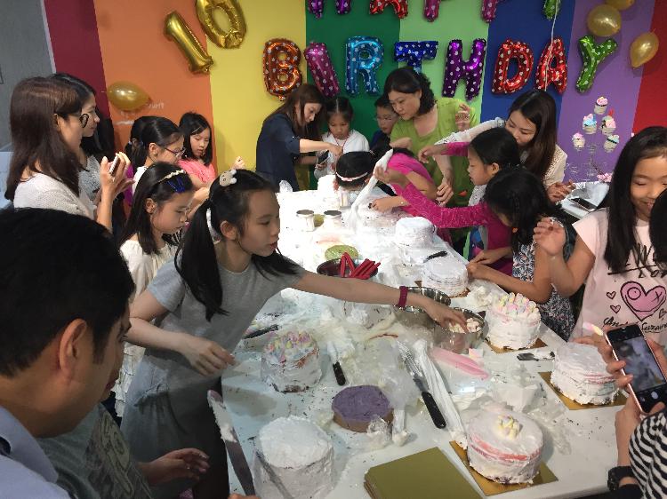 生日派對包場 - 有得玩 有得食 好玩又好味