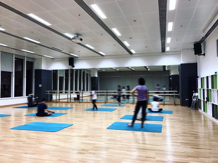 主要訓練場地-沙田