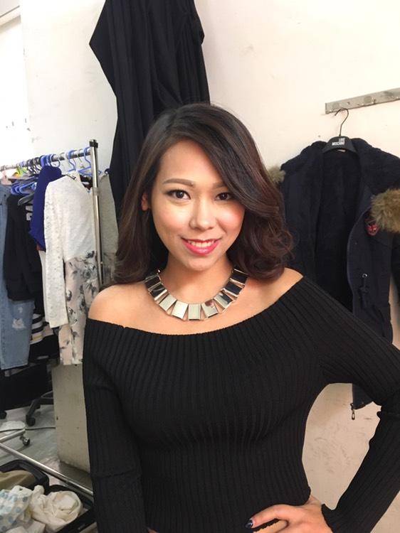 東方新地 人物訪問 警訊小花  Heily Ma 馬溱禧 化妝及髮型設計