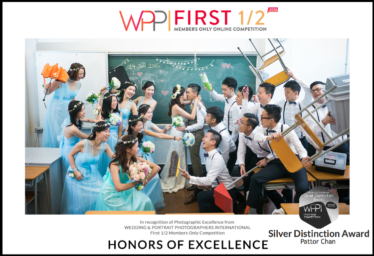 WPPI Silver Distinction Award