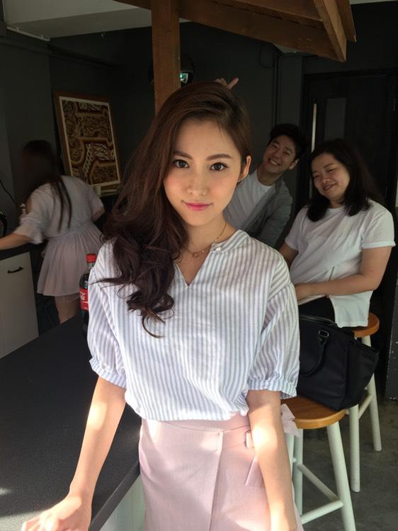 黃子菲 Ava 化妝及髮型設計