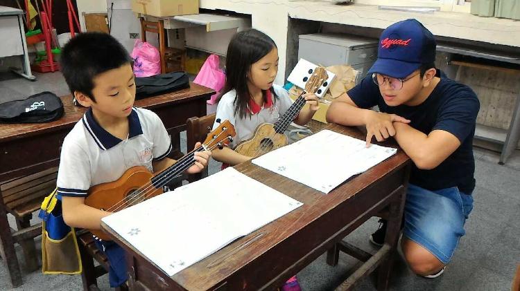 國小社團學生