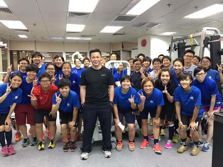 香港女子棒球隊