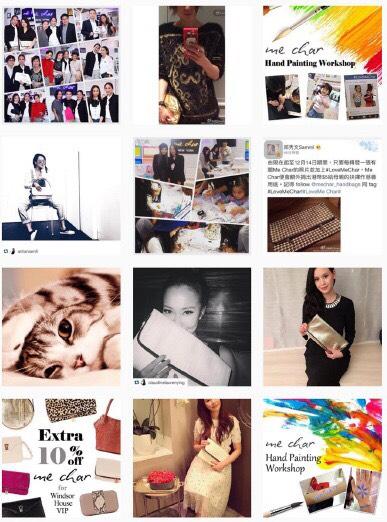 Retail Fashion Instagram Management