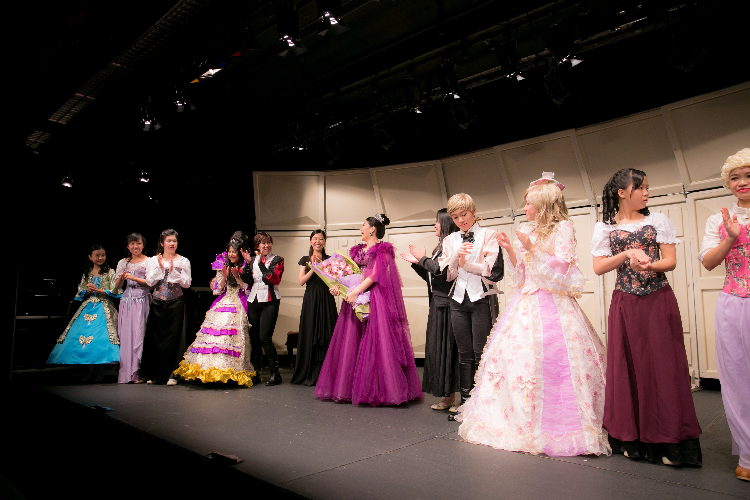 Our Annual Concert with Mozart's opera in 2015.