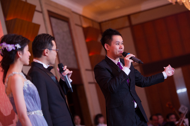 Wedding MC 1
