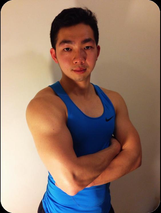 健身教練(Roger)