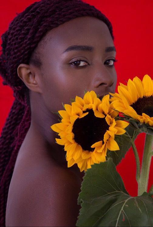 Flower Ladies🌻 Makeup:me Photographer:Douce