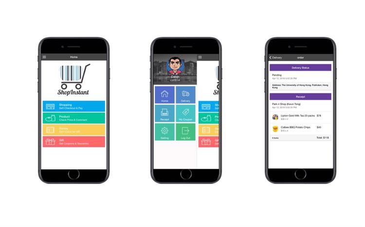 App Development: ShopInstant
