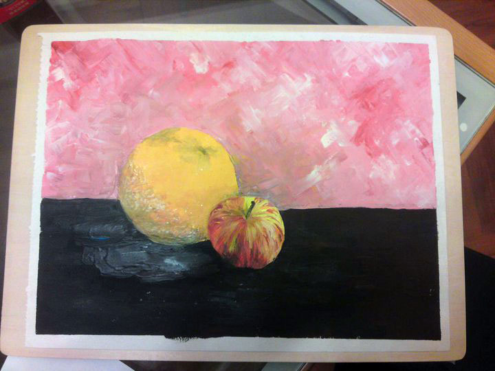 Still Life Drawing ( by a 12 yrs old girl )