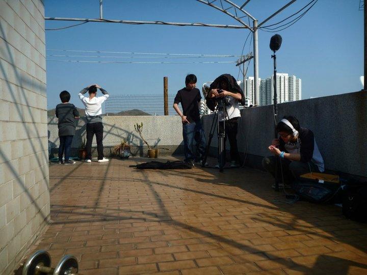 短片拍攝工作