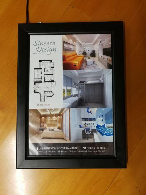 A3 size led 超薄燈箱