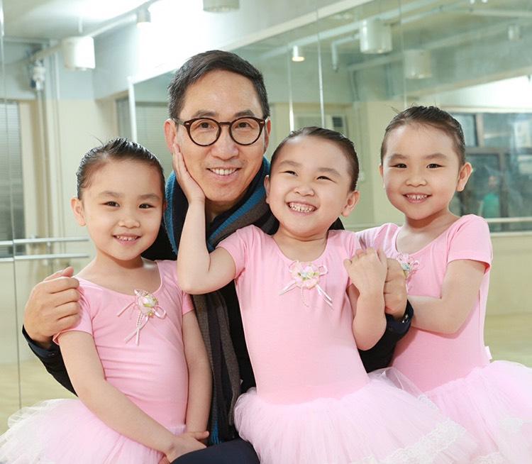 DDS 俄羅斯芭蕾舞學院由張堅庭先生所創立