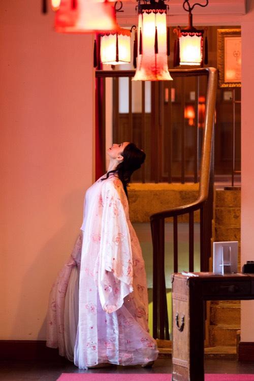 香港舞蹈團《倩女幽魂》2017 將舞蹈融入到香港古建築1881 Heritage 環境裡的表演