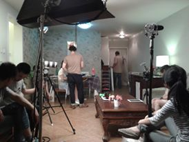 參與內地劇組拍攝工作