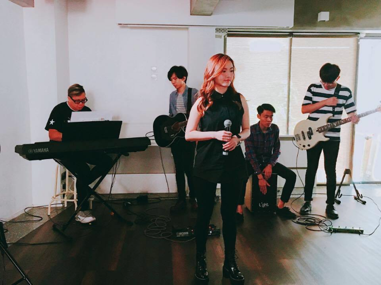 HK01 Mag Lam episode recording with Hey Joe Trio