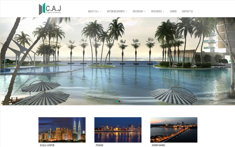 CAJ Property Reference