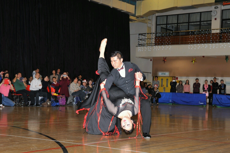 Tango 表演