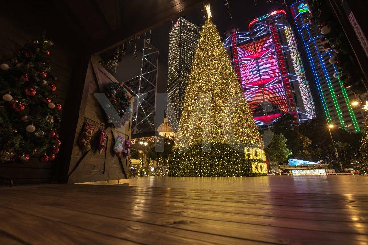 拍攝地點香港置地廣場