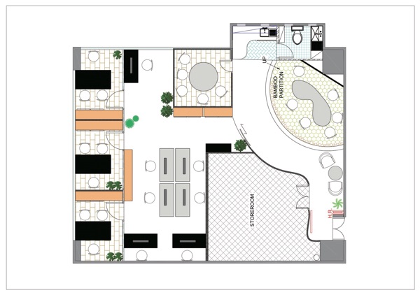 OFFICE layout planing