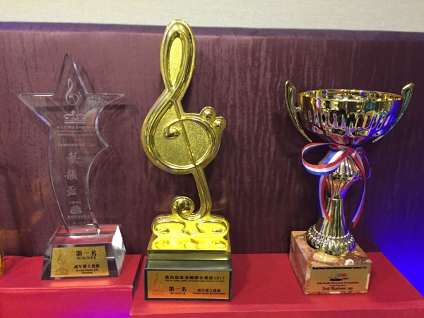 星級導師SkyneX Sir 獲得:香港国際音樂節爵士鼓,藝韻杯冠軍,香港国際鼓手節2017季軍
