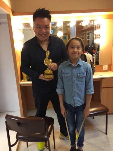 星級導師SkyneX Sir 獲得香港国際音樂節爵士鼓和少年組冠軍Lokbe