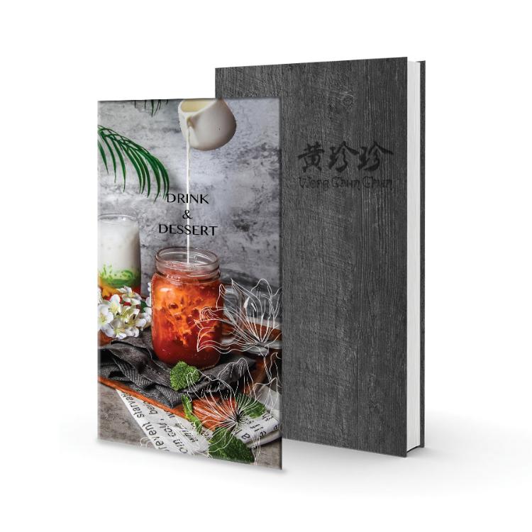 客戶為黃珍珍泰國菜館,由美食拍攝到菜譜,及宣傳用品設計我們用心設計,了解客戶需要。