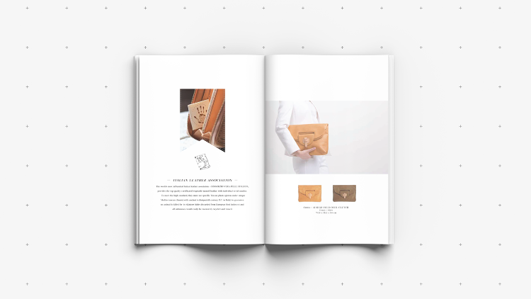 Product Catalogue | Layout Design, Photo Retouch