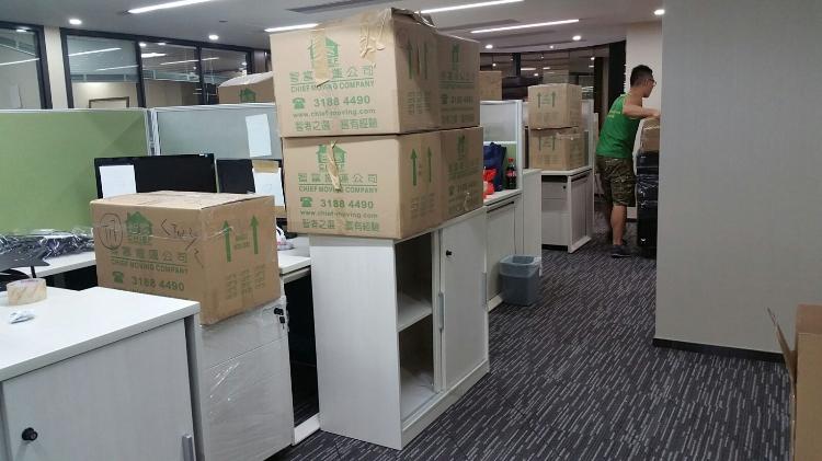 包裝雜物之紙箱