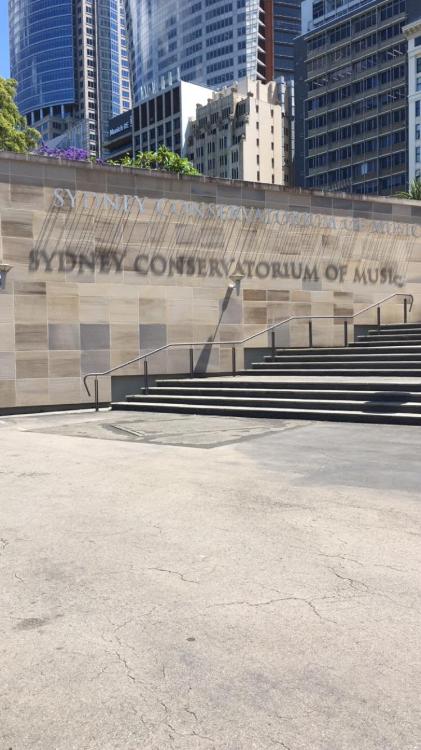 Sydney Conservatorium of Music (Sydney University)