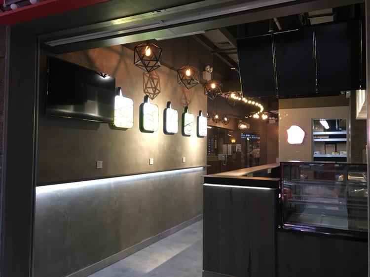 35天完成裝修 寶勒巷地舖cafe