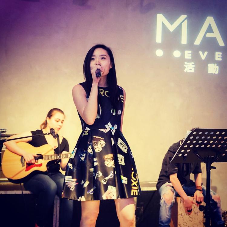 Fiona Wong Singer
