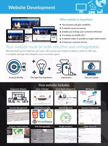 網站設計 網站開發 | website design development