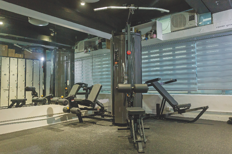 Percent Fitness in Kwun Tong -2