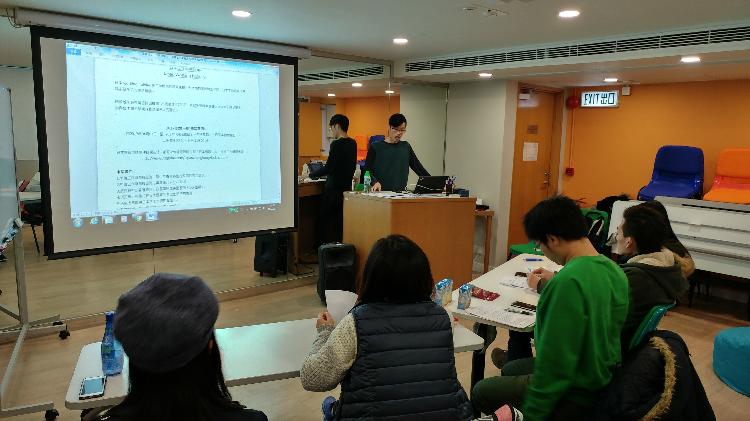 香港基督教女青年會(YWCA) - 日本工作假期講座 演講嘉賓