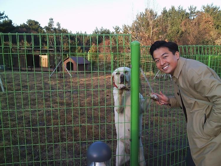 參觀日本醫療犬基地