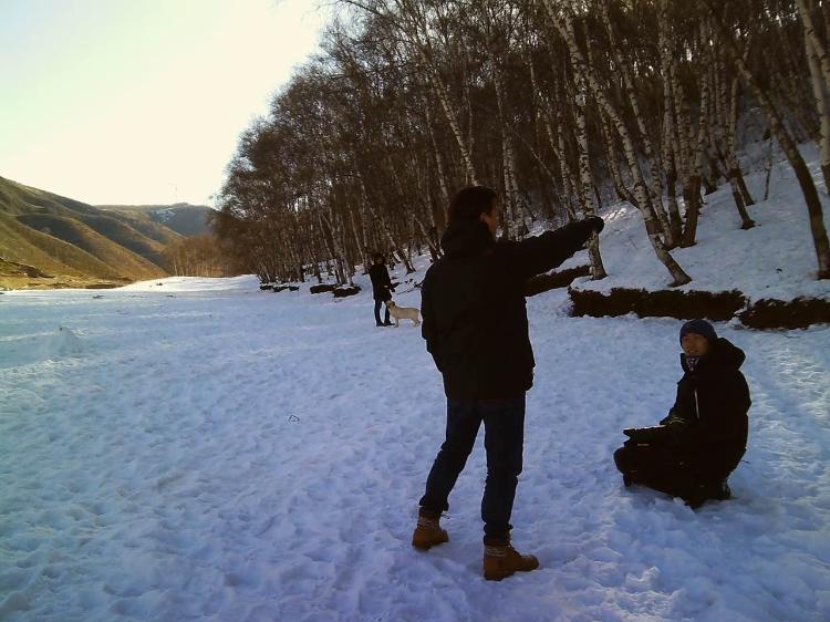 雪景拍攝🎬02