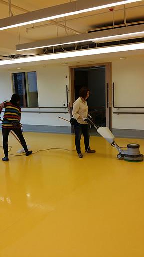 地板打蠟及拋光.2